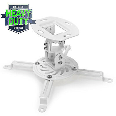 Mount Factory Universal Low Profile Ceiling Projector Mount