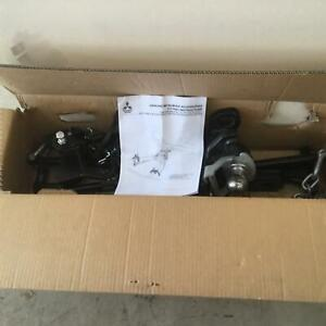 Pajero Load Distribution Hitch original part