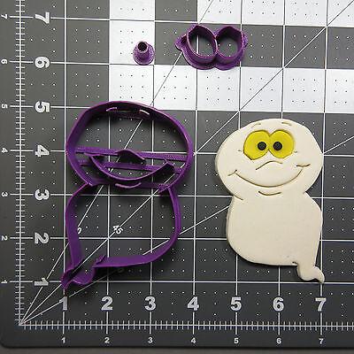 Halloween  - Ghost 104 Cookie Cutter Set ()