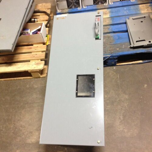 "Allen Bradley MCC Motor Control Center bucket 29"" 3 space Transformer 30amp HMCP"