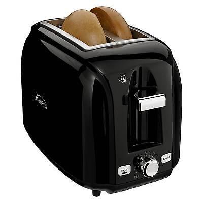 Sunbeam® 2-Slice Extra-Wide Slot Toaster, Black, TSSBTR2SBK