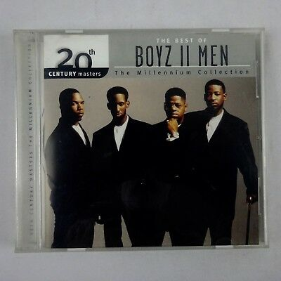 Boyz II Men CD The Best of Boyz II Men The Millennium Collection