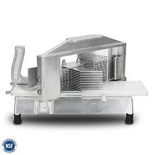 Commercial Tomato Onion Slicer Cutter Machine 13 Blades Manual Croydon Burwood Area Preview