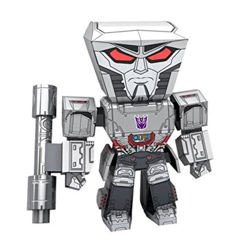 Metal Earth Legends Transformers Megatron Steel Model Kit NEW