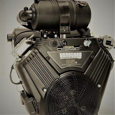New in Box Briggs & Stratton 35 HP Vanguard Engine Model # 613477-2118