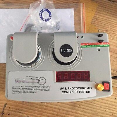 Ac 110v 50hz Uv-400 Color Lens Test Testing Instruments Optometry Equipment
