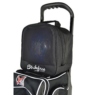 KR Strikeforce Joey PRO 1 Ball Bowling Bag Black