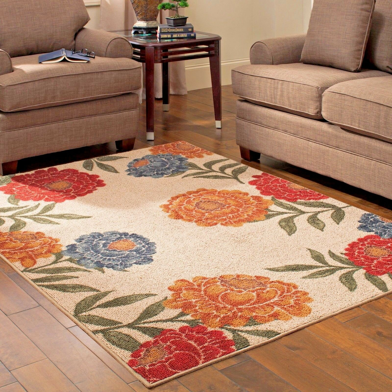 Rugs Area Rugs 8x10 Area Rug Carpets Floor Modern Large Floral