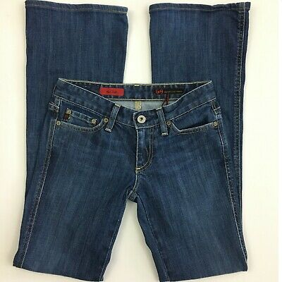 AG Adriano Goldschmied The Club Flare Jeans Women's Size 24R - Club Flare Jean