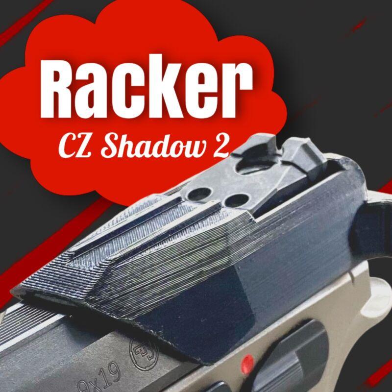 CZ Shadow 2 Slide Racker. DIY Version. No Modification To The Pistol