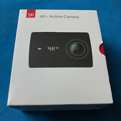 YI 4K+ Sports and Action Camera with 4K/60fps Resolution, EIS, Live Stream NEW