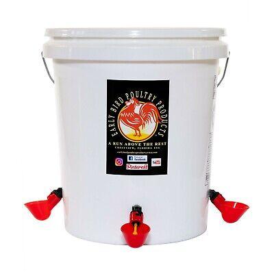 Manuel 5 Gallon Chicken Waterer