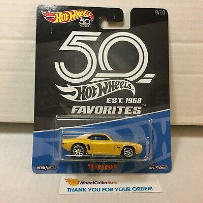 SALE!  '69 Camaro * Hot Wheels 50th Favorites * NE3
