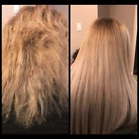 Hair extensions!!
