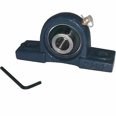 58 Pillow Block With Bearings Shaft Holder Support Bearing