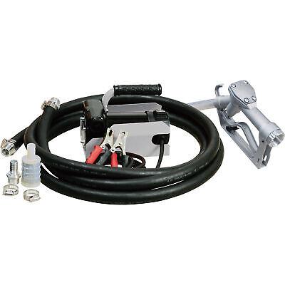 Roughneck 12 Volt Diesel Fuel Transfer Pump - 11 Gpm