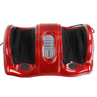 Shiatsu Foot Calf Massager Ankle Leg Muscle Electric Remote Massage Machine