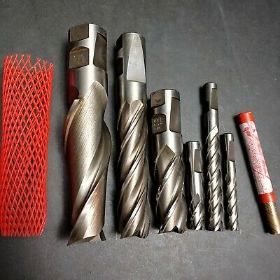 1//2 Diameter Kodiak Cutting Tools KCT196898 USA Made Construction Reamer 5-7//8 Overall Length 3-3//4 Length of Cut 1//2 Shank 5 Flute