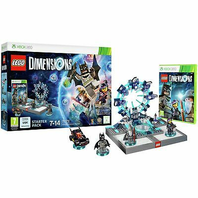 LEGO Dimensions Starter Pack Microsoft Xbox 360 7+ Years