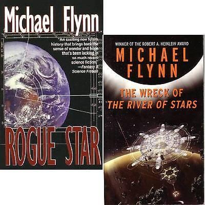 Lot 2 Pb Michael Flynn Wreck River Stars   Rogue Star F2