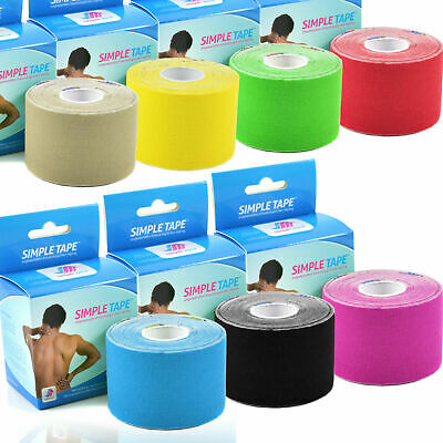 KINESIO TAPE Texclassic oder KINESIOLOGIE TAPE von Simple Med 5 m im SUMMER SALE