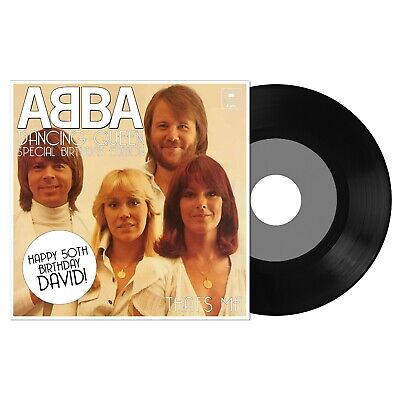 ABBA - DANCING QUEEN - CUSTOM 7