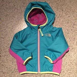3-6 months North Face jacket