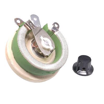 100w 300 Ohm High Power Wirewound Potentiometer Rheostat Variable Resistor