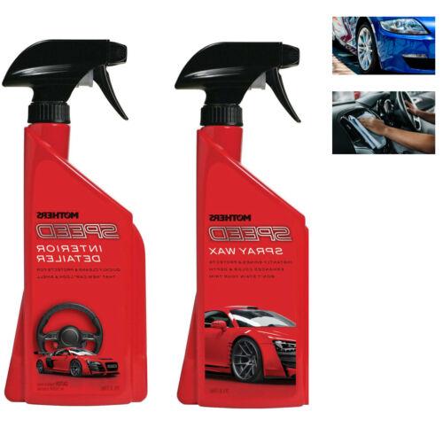 Cera Liquida En Spray Para Exterior Auto Limpiador En Aerosol Para Interior