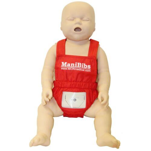 CPR Manikin Overall Bibs, Infant Manikin, Single