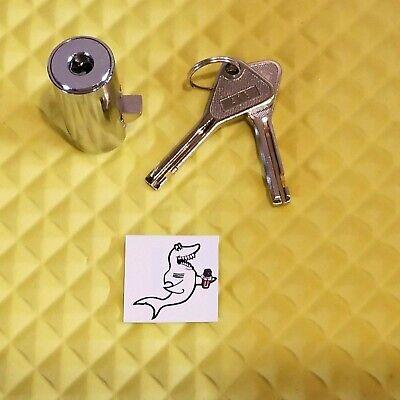 Snack Or Soda Vending Machine 413 High Security Cylinder Plug Lock 2 Keys