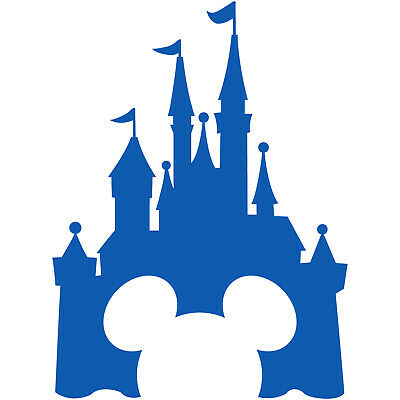 Disney Castle Mickey Head 4