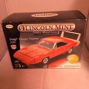 Dodge Charger Daytona 1:24 New Price