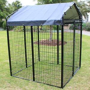 HeavyDuty Dog Cat Pen Enclosure Extra Extra Large Pet Crate Playpen XL