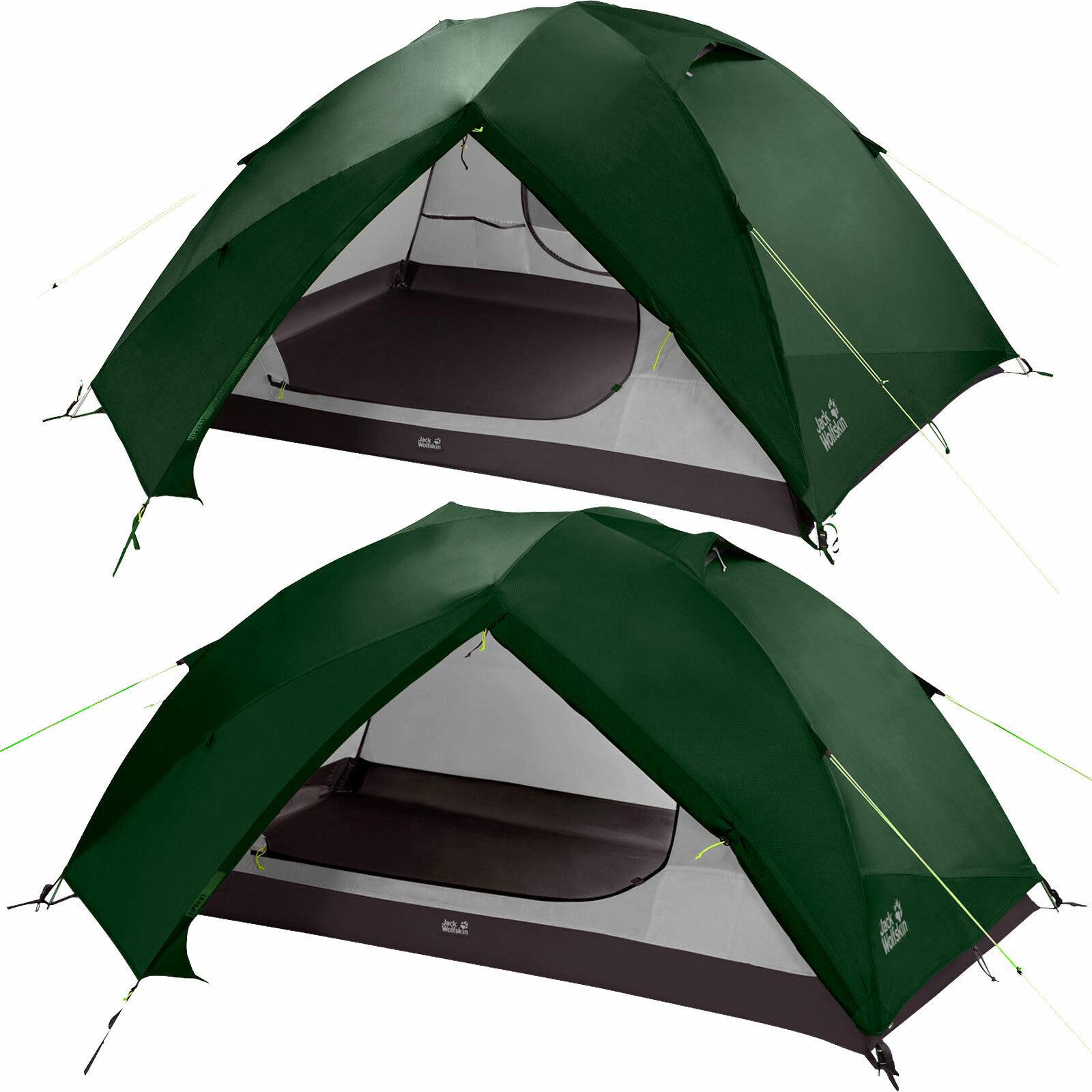 Jack Wolfskin Skyrocket Dome Dome Tent Hiking Tent Hiking Tent Tent Camping New