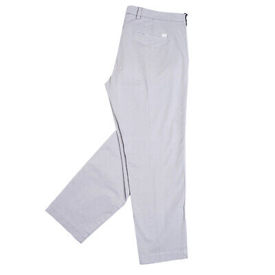 RRP €120 ENTRE AMIS COLLECTION Chino Trousers Size 46 Stretch Garment Dye
