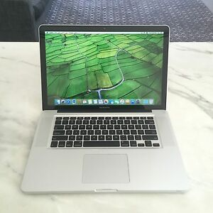 15 inch Macbook Pro Balwyn Boroondara Area Preview