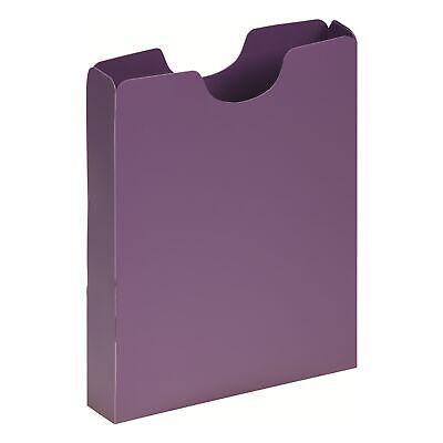 Schulheftbox A4 lila PP Pagna Heftbox 21005-12