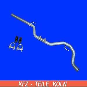 Tubo-de-escape-FIAT-Croma-1-9-D-Multijet-Kit-Montaje-Sistema