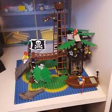 Lego #6270: Forbidden island Hope Valley Tea Tree Gully Area Preview