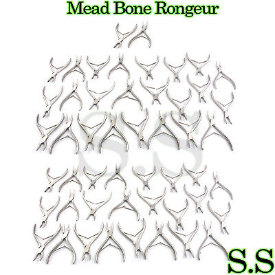 50 Pieces Mead Bone Rongeur Surgical Orthopedic Instruments