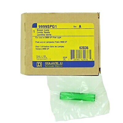 SQD 9999 SPG1 Green Pilot Light