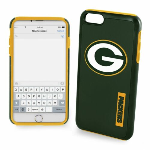 iPhone SE 2020 & iPhone 7 / 8 - Hybrid NFL Football Case Cover Greenbay Packers
