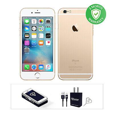 Apple iPhone 6s | 64GB | Gold | LTE CDMA/GSM | Unlocked | Excellent