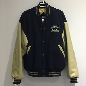 VTG Astro Wear The Toronto Star Varsity Jacket