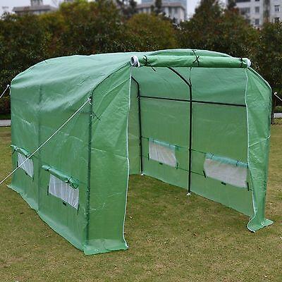 New Hot Green House 10'X7'X6' Larger Walk ...