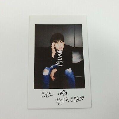 SEVENTEEN 2nd Mini BOYS BE Original Official Wonwoo Photocard 1p KPOP Photo Card