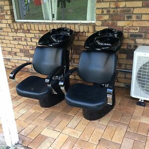 Hairdressers chairs $150 each South Maclean Logan Area Preview