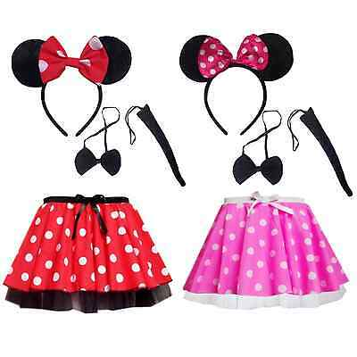Minnie Mouse PLUS SIZE TUTU 12