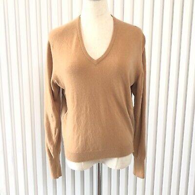 80s Sweatshirts, Sweaters, Vests | Women The Scotch House Scotland Women Jumper 100% Cashmere V Neck Sz 86cm 34